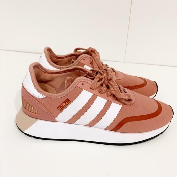 Adidas Originals N-5923 Ash Pink w/ Cloud White